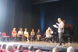 Young Composer workshop with Tarik O'Regan