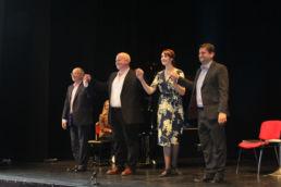 Bethan Langford, Nicky Spence, Gareth Brynmor John, Iain Burnside